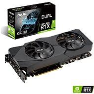 ASUS DUAL GeForce RTX 2070 SUPER O8G EVO - Videokártya