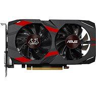 ASUS CERBERUS GeForce GTX 1050TI O4G - Videokártya