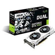 ASUS DUAL GeForce GTX 1060 O3G - Videokártyák