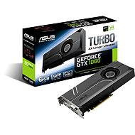 ASUS TURBO GeForce GTX1060 6GB - Videokártya