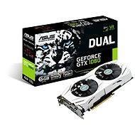 ASUS DUAL GTX1060 6G - Videokártya