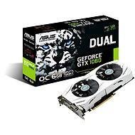 ASUS DUAL GeForce GTX 1060 O6G - Videokártya