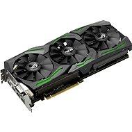 ASUS ROG STRIX GAMING GeForce GTX 1070 OC DirectCU III 8GB - Videokártya