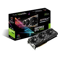 ASUS ROG STRIX GAMING GeForce GTX 1080 Advanced Edition DirectCU III 8GB - Videokártya