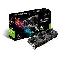 ASUS ROG STRIX GAMING GeForce GTX 1080 OC DirectCU III 8GB - Videokártya