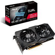 ASUS DUAL Radeon RX 5500 XT O4G EVO - Videokártya