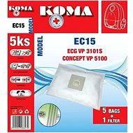 Koma ECG VP 3101S SMS - Porzsák