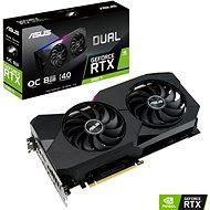 ASUS DUAL GeForce RTX 3060 Ti O8G - Videokártya