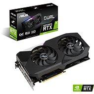 ASUS GeForce DUAL RTX 3070 O8G - Videokártya