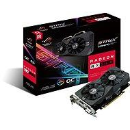 ASUS ROG STRIX GAMING RX560 DirectCU II OC 4GB - Videokártya