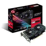 ASUS ROG STRIX GAMING RX560 DirectCU II OC 4GB EVO - Videokártya