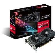 ASUS ROG STRIX GAMING RX560 DirectCU II 4GB EVO - Videokártya