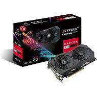 ASUS ROG STRIX GAMING RX570 DirectCU II 4GB - Videokártya