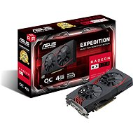ASUS EXPEDITION RX570 OC 4GB - Videokártya