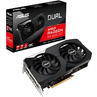 ASUS DUAL Radeon RX 6600 XT O8G - Videokártya