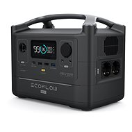 EcoFlow RIVER 600 MAX - Akkutöltő állomás