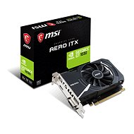 MSI GeForce GT 1030 AERO ITX 2G OC - Videokártya