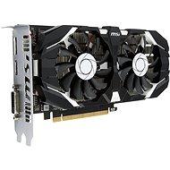 MSI GeForce GTX 1050 Ti 4GT OC - Videokártya