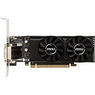 MSI GeForce GTX 1050 2GT LP - Videokártya