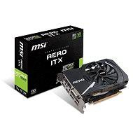 MSI GeForce GTX 1060 AERO ITX 6G OC - Videokártya