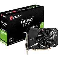 MSI GeForce GTX 1660 SUPER AERO ITX ITX OC - Videokártya