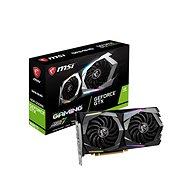 MSI GeForce GTX 1660 GAMING 6G - Videokártya