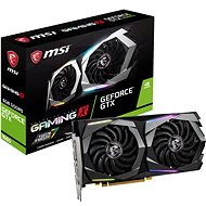 MSI GeForce GTX 1660 GAMING X 6G - Videokártya