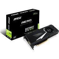 MSI GeForce GTX OC 1070 AERO 8G - Videokártya