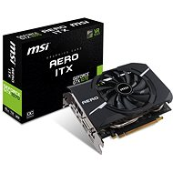 MSI GeForce GTX 1070 AERO ITX 8G OC - Videokártya