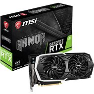 MSI GeForce RTX 2070 ARMOR 8G OC - Videokártya