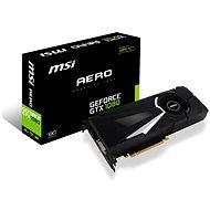 MSI GeForce GTX 1080 AERO 8G OC - Videokártya