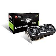 MSI GeForce GTX 1080 Ti LIGHTNING Z - Videokártya