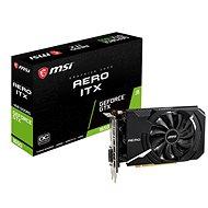 MSI GeForce GTX 1650 AERO ITX 4G OC - Videokártya