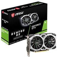 MSI GeForce GTX 1650 SUPER VENTUS XS OC 4G - Videokártya