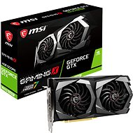 MSI GeForce GTX 1650 SUPER GAMING X 4G - Videokártya