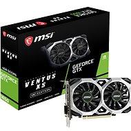 MSI GeForce GTX 1650 VENTUS XS 4G OC - Videokártya