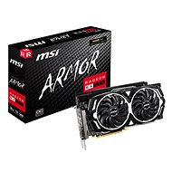MSI Radeon RX 590 ARMOR 8G OC - Videokártya