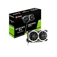MSI GeForce GTX 1650 D6 VENTUS XS OC