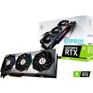 MSI GeForce RTX 3090 SUPRIM 24G - Videokártya
