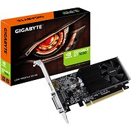 GIGABYTE GeForce GT 1030 Low Profile D4 2G - Videokártya