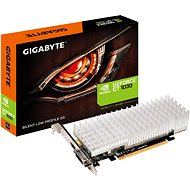 GIGABYTE GeForce GT 1030 Silent Low Profile 2G - Videokártya
