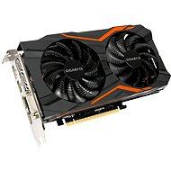 GIGABYTE GeForce GTX 1050 Ti G1 Gaming 4G - Videokártya