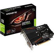 GIGABYTE GeForce GTX 1050 Ti D5 4G - Videokártya