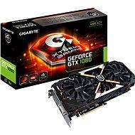 GIGABYTE GeForce GTX 1080 Xtreme Gaming - Videokártya