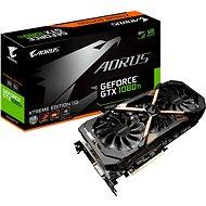 GIGABYTE GeForce AORUS GTX 1080 Ti Xtreme Edition 11G - Videokártya