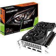 GIGABYTE GeForce GTX 1650 OC 4G - Videokártya