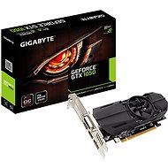 GIGABYTE GeForce GTX 1050 OC Low Profile 2G - Videokártya