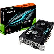 GIGABYTE GeForce GTX 1650 D6 EAGLE OC 4G - Videokártya