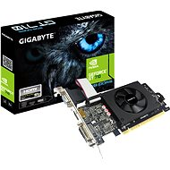 GIGABYTE GeForce GT 710 2GB - Videokártya