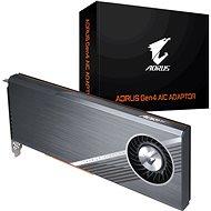 GIGABYTE AORUS AIC Adaptor M.2 PCIe 4.0 - Bővítőkártya